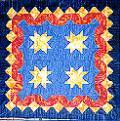 4 Star Quilt Joyce Wentland