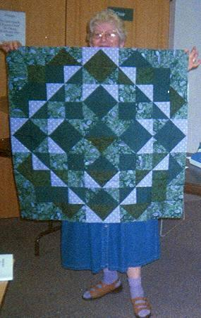 Happy String Flowers Mystery Quilt - Free Pattern | Flickr - Photo
